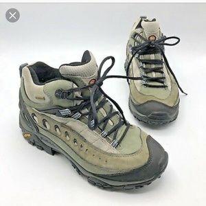 Merrell Pulse II Waterproof Mid Shake Hiking Boot